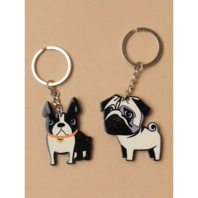 DAD-17SL Border Collie Pup /'Love You Dad/' Photo Slate Christmas Gift Ornament