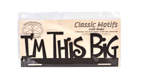 Classic Motifs Im This Big 14 Inch Copper Craft Holder