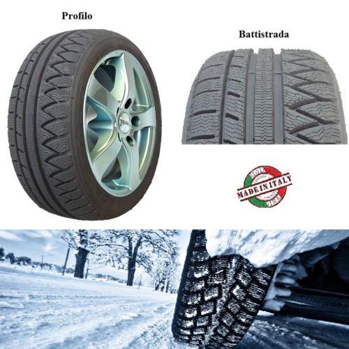 Pneumatici INVERNALI omologato WINTERGREEN Snow3 made in Italy 205//40 r17 84W