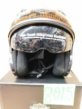 Genuine Harley-Davidson Helmet, Small