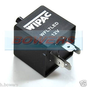 LAND-ROVER-DEFENDER-90-110-4-PIN-LED-INDICATOR-FLASHER-UNIT-RELAY-WIPAC-WFL7LED