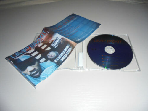 1 von 1 - Single CD Limp Bizkit feat. Method Man N 2 Gether Now Break Stuff 4.Tracks 178
