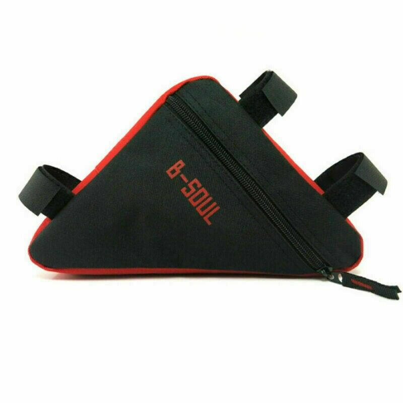 BICYCLE TRIANGLE FRAME FRONT BAG