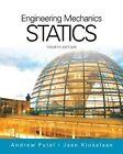 Engineering Mechanics: Statics by Jaan Kiusalaas, Andrew Pytel (Hardback, 2015)