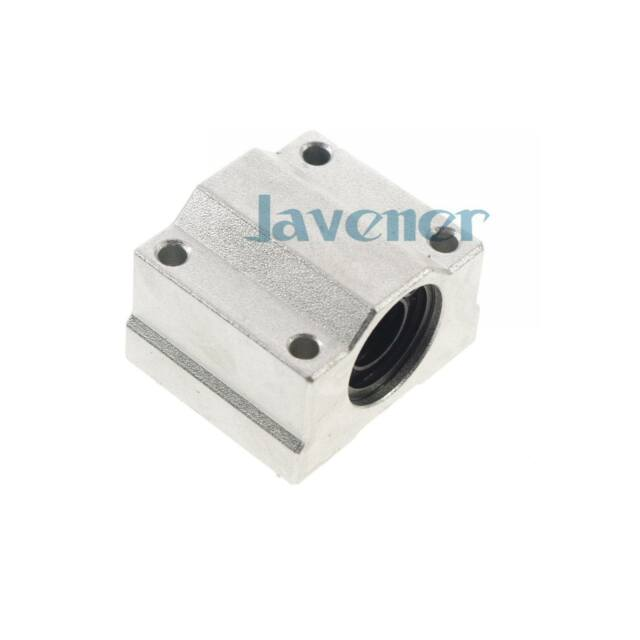 1 x SCS12UU 12mm Liner Motion Ball Units Series Pillow Block Slide With Bearing