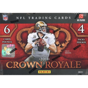 2011-CROWN-ROYALE-FOOTBALL-FACTORY-SEALED-HOBBY-BOX-IN-STOCK-FREE-SHIPPING