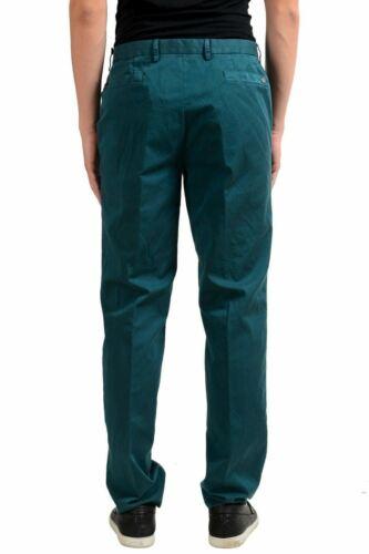 50 It Verde Usa Collection 34 Pine Pantaloni Uomo Versace Casual RxzAq8ww