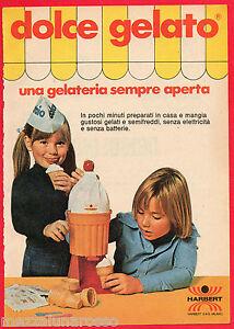 Pubblicita-Advertising-HARBERT-1976-Dolce-Gelato