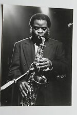 (R08) PRESSEFOTO Maceo Parker - MY FIRST NAME IS MACEO