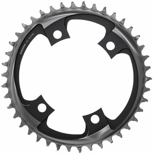 SRAM 44 Tooth 107mm BCD x 4-Bolt 1x12-Speed X-Sync X-Sync Road Chainring