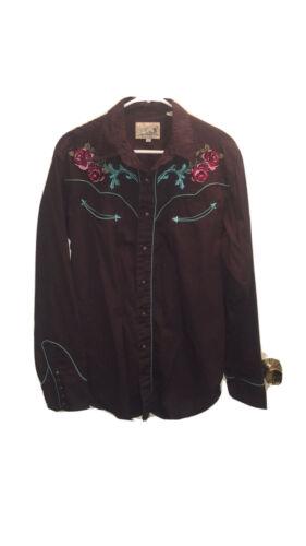 Men's Roper Vintage Western Shirt