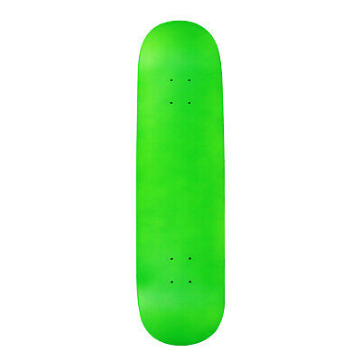 Skateboard Deck Blank Stained Blue 7.5/' BRAND NEW DECK SEALED IN SHRINK