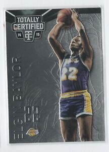 14-15-Totally-Certified-140-Elgin-Baylor-Los-Angeles-Lakers