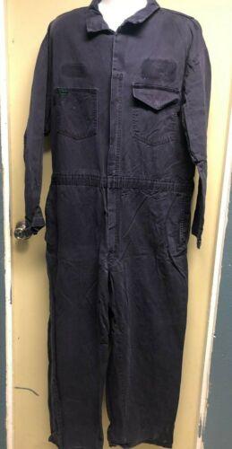 Workrite FR Navy Blue Work Coveralls HRC2