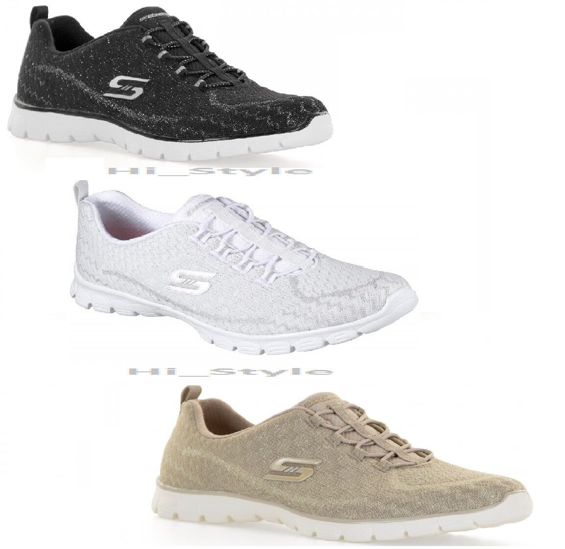 women Skechers EZ MORBIDE 3.0 Estrella shoes sportive
