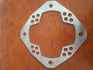 Yamaha 3GD-25127-10-00 Stainless Cover Plate Banshee YFZ450R Grizzly Blaster