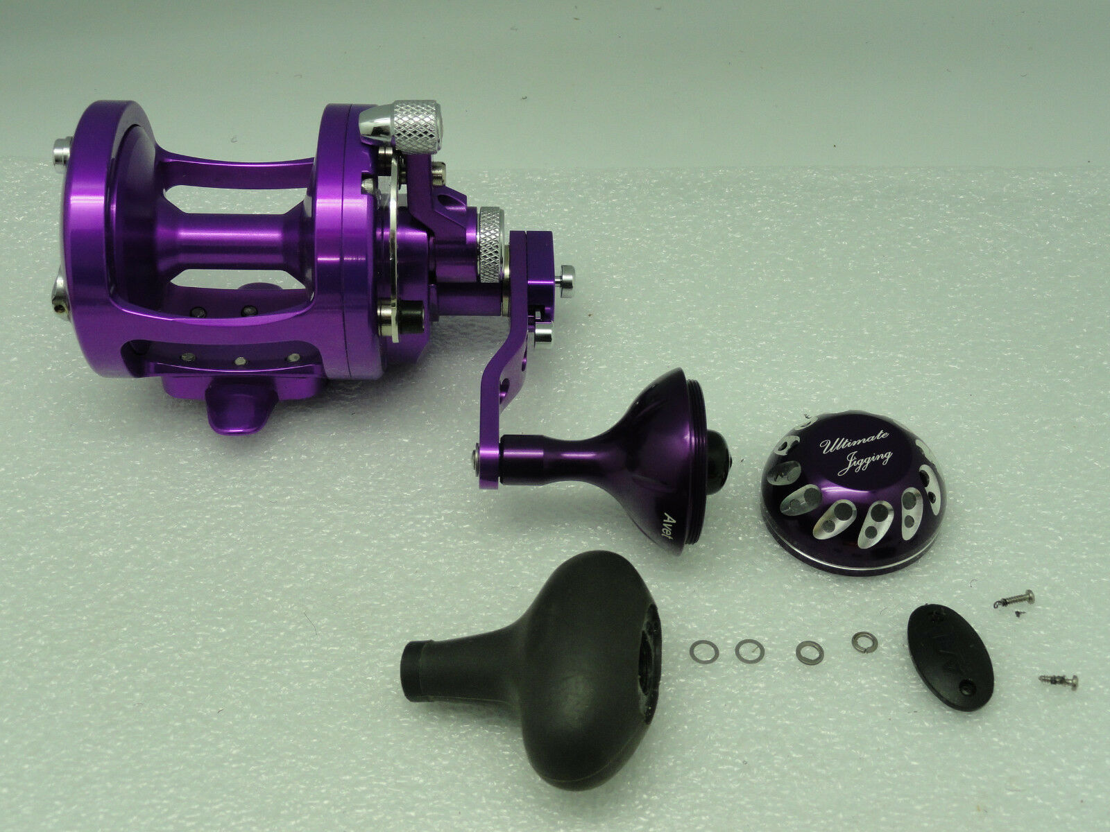 U.J PRK45A direct fit Avet SX MX LX JX LX MX HX MC Raptor ONE TWO SPD reel PUR/SV/SV dad81a