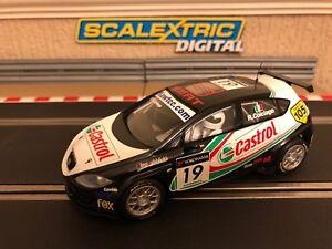 Scalextric Siège numérique Leon Wtcc No19 R.colciago C2912 Neuf