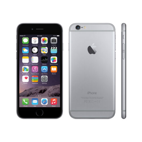 1 of 1 - APPLE iPhone 6S Plus 64GB Grey Rose Gold Silver Factory Unlocked 1Yr Wty Sealed