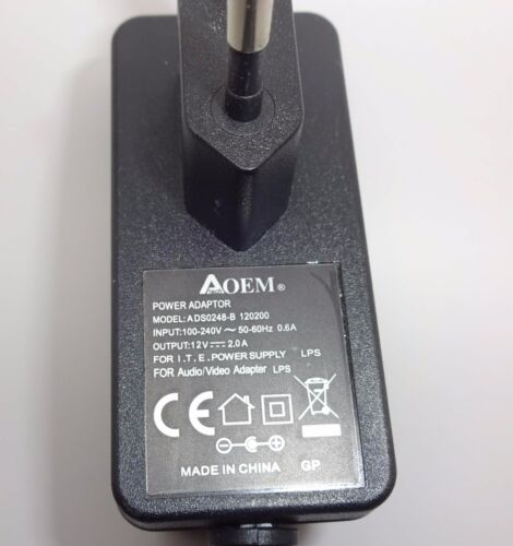 12V 2A Universal Netzteil von OEM,Schalt-Netzgeräte für LED beleuchtung E782