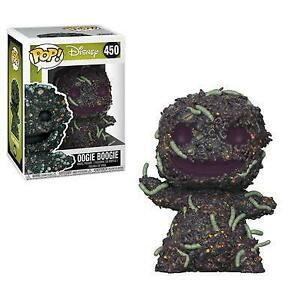 Oogie Boogie Nightmare Before Christmas Bugs Disney Pop #450 Funko Pop