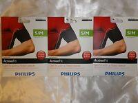 3-s/m Philips Action Fit Sport Sleeve Armband Mp3 Cell Phones Ipods & Iphones