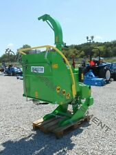 Peruzzo Terex Wood Chipper 7 Cap Conveyored Hyd Roller Power Feed Withsensor