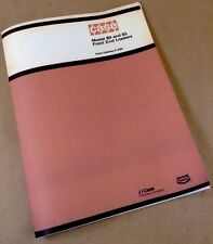 J I Case Model 80 And 85 Front End Loaders Parts Catalog Manual For Farm Tractor