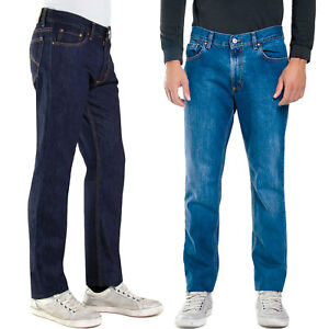 6751f08a9d Caricamento dell'immagine in corso Carrera-Jeans-uomo-pantaloni -vita-regolare-4-stagioni-