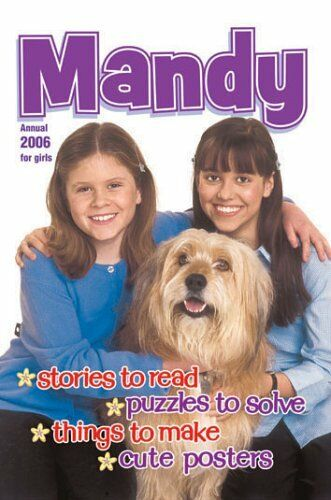 Mandy Annual For Girls 2006 (Annual),