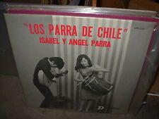 ISABEL & ANGEL PARA parra de chile  ( world music ) demon