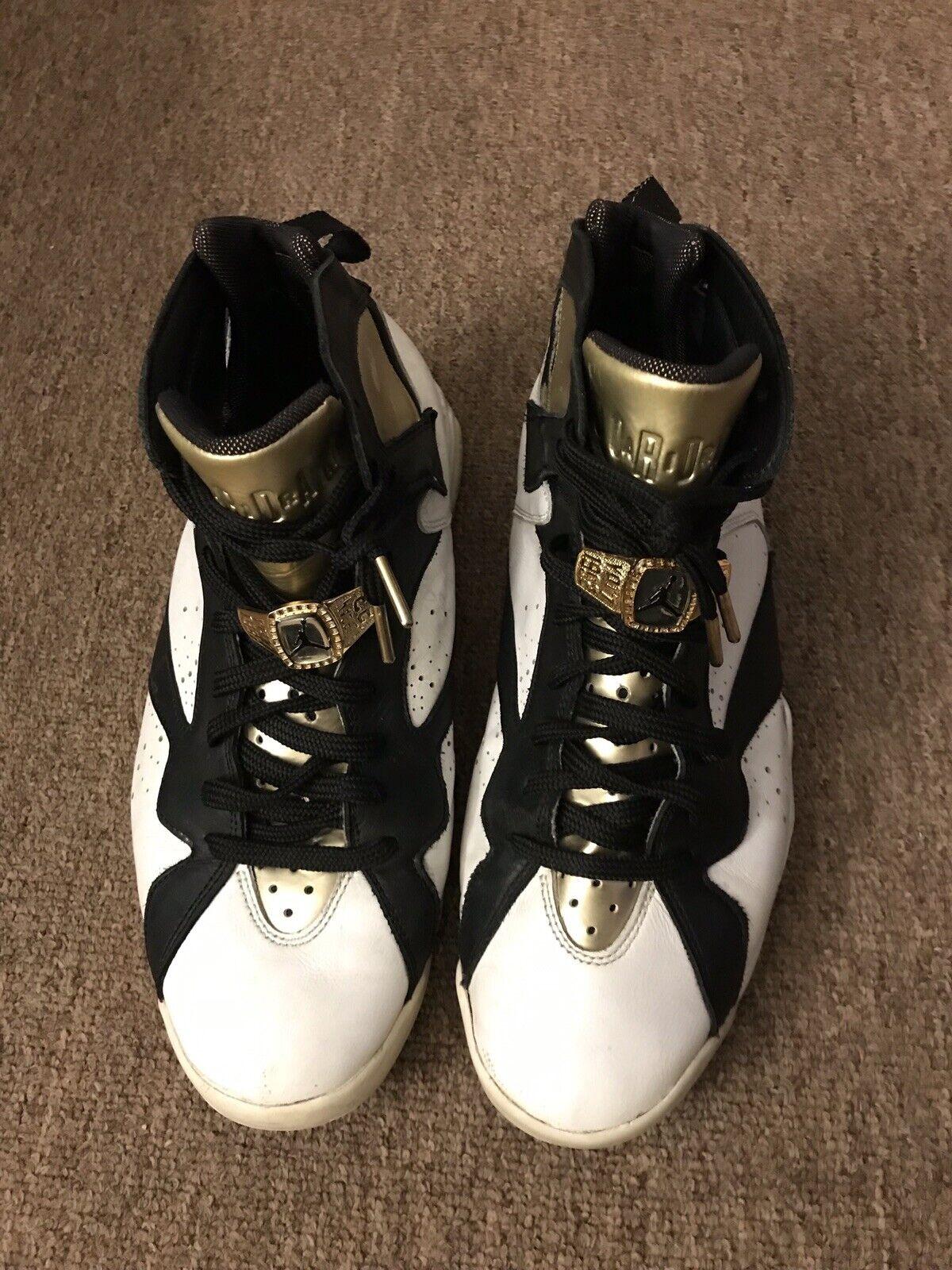 Nike Air Jordan 7 VII Retro Championship Size US 11 Men's
