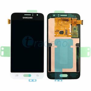 Samsung-Galaxy-J1-SM-J120F-Weiss-White-Blanc-LCD-Display-Ecran-Touch-Screen