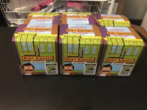 SDCC 2017 Exclusive Kidrobot x Toddland x Bob/'s Burgers blind box Linda or Gene