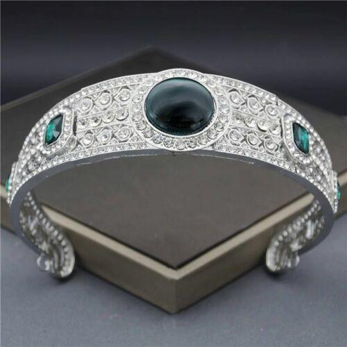 Fashionable Rhinestone Crowns Crystal Bridal Tiaras Wedding Hair And Accessories