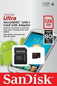 SanDisk-128GB-Ultra-MicroSD-Micro-SDXC-Class-10-80MB-s-Memory-Card-w-SD-Adapter