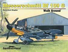 Messerschmitt Bf 109G Walk Around by Hans-Heiri Stapher (2014, Paperback)