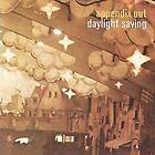 Daylight Saving by Appendix Out (CD, Jul-1999, Drag City)
