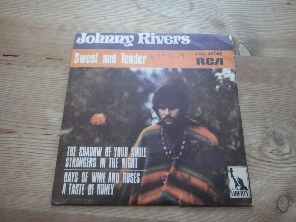 EP, Johnny Rivers, The shadow of your smile