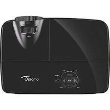 Optoma X31 Full 3D Hdmi Proyector Home Cinema 3000 Lúmenes Nuevo Lámpara 6500 horas