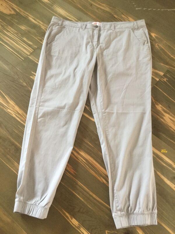 Besorgt Bequeme Jeans Von Sheego, Grau, Gr. 100 = N-gr. 50 Reine WeißE