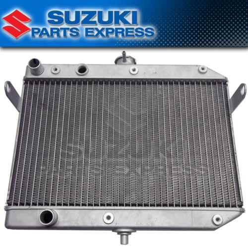NEW 2008-2015 SUZUKI KING QUAD 750 LT-A750 OEM RADIATOR ASSEMBLY 17710-31G40