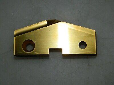 Spade Drill Insert Series GEN2 T-A TiN Coated 435T-0228 High Speed Steel
