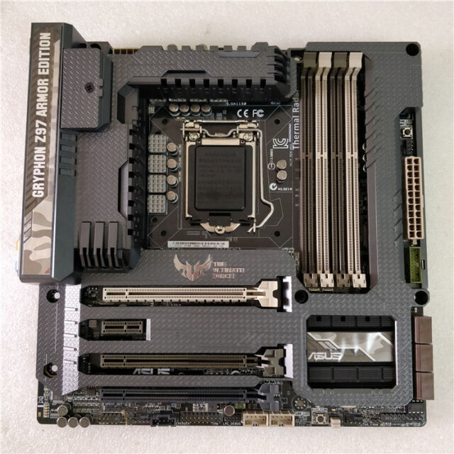 ASUS GRYPHON Z97 ARMOR EDITION CHIPSET DRIVER WINDOWS 7