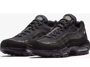 buy popular fcdd8 4c0ad Image is loading Nike-Airmax-95-Essential-Black-Size-7-5-