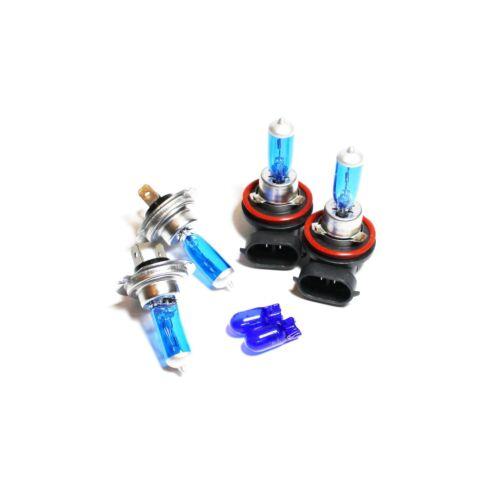 Ford C-Max MK2 H7 H11 501 55w Super White Xenon High//Low//Side Headlight Bulbs