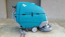 Tennant T5e 32 Floor Scrubber With Only 169 Hours 60 Day Parts Warranty