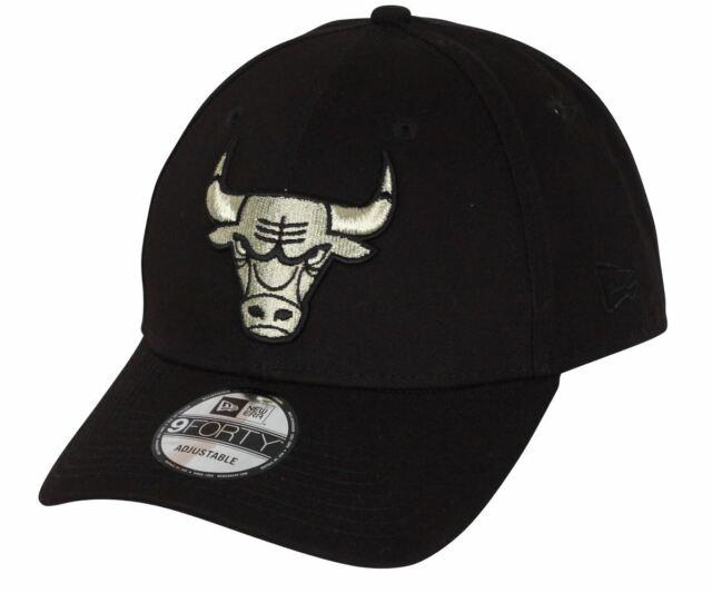 New Era NBA 9Forty Cap ~ Chicago Bulls