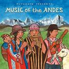 Music Of The Andes von Putumayo Presents,Various Artists (2014)