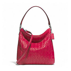 Coach-Bag-F29167-Coach-Gathered-Convertible-Hobo-Raspberry-Agsbeagle